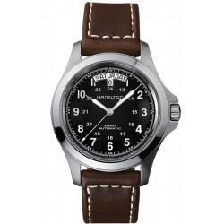 Men's Hamilton Watch Khaki Field King Auto H64455533