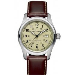 Men's Hamilton Watch Khaki Field Auto 42MM H70555523