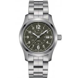 Men's Hamilton Watch Khaki Field Auto 42MM H70605163