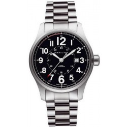 Men's Hamilton Watch Khaki Field Officer Auto H70615133