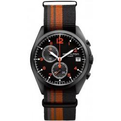 Men's Hamilton Watch Khaki Aviation Pilot Pioneer Chrono Quartz H76582933