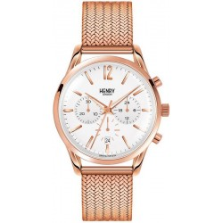 Buy Unisex Henry London Watch Richmond HL39-CM-0034 Quartz Chronograph