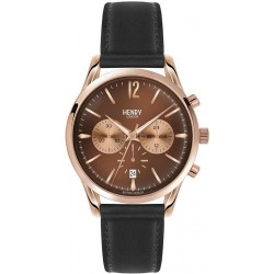 Men's Henry London Watch Harrow HL39-CS-0054 Quartz Chronograph