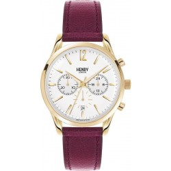 Buy Women's Henry London Watch Holborn HL39-CS-0070 Quartz Chronograph