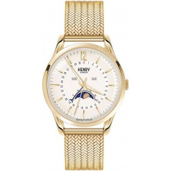 Buy Unisex Henry London Watch Westminster HL39-LM-0160 Moonphase Quartz