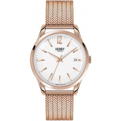 Buy Unisex Henry London Watch Richmond HL39-M-0026 Quartz