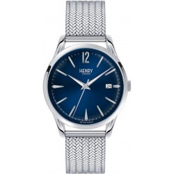Buy Unisex Henry London Watch Knightsbridge HL39-M-0029 Quartz