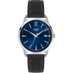 Unisex Henry London Watch Knightsbridge HL39-S-0031 Quartz