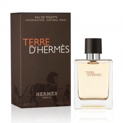 Hermès Terre d'Hermès Perfume for Men Eau de Toilette EDT 50 ml
