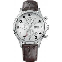 Men's Hugo Boss Watch 1512447 Quartz Chronograph