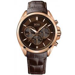 Men's Hugo Boss Watch 1513036 Quartz Chronograph