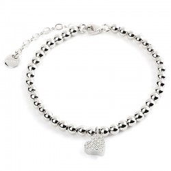 Buy Women's Jack & Co Bracelet Classic Sparkling JCB0790 Heart