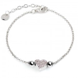 Buy Women's Jack & Co Bracelet Classic Color JCB0884 Heart