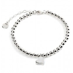 Buy Women's Jack & Co Bracelet Classic Basic JCB0920 Heart