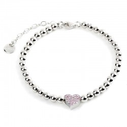 Buy Women's Jack & Co Bracelet Classic Color JCB0932 Heart