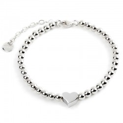 Buy Women's Jack & Co Bracelet Classic Basic JCB0936 Heart