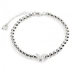 Buy Women's Jack & Co Bracelet Classic Sparkling JCB0942 Butterfly