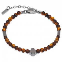 Buy Men's Jack & Co Bracelet Cross-Over JUB0002