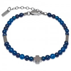 Buy Men's Jack & Co Bracelet Cross-Over JUB0004