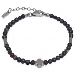 Buy Men's Jack & Co Bracelet Cross-Over JUB0005