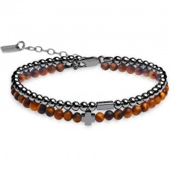 Buy Men's Jack & Co Bracelet Cross-Over JUB0008