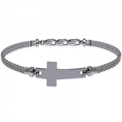 Buy Men's Jack & Co Bracelet Cross-Over JUB0018