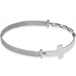 Men's Jack & Co Bracelet Cross-Over JUB0019
