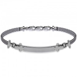 Buy Men's Jack & Co Bracelet Cross-Over JUB0022