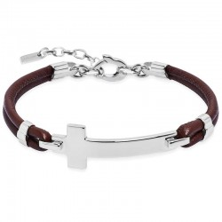 Men's Jack & Co Bracelet Cross-Over JUB0031