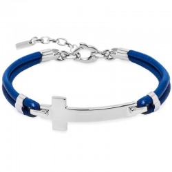 Buy Men's Jack & Co Bracelet Cross-Over JUB0033