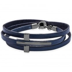 Buy Men's Jack & Co Bracelet Cross-Over JUB0038