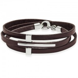 Buy Men's Jack & Co Bracelet Cross-Over JUB0039