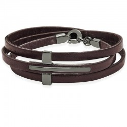 Buy Men's Jack & Co Bracelet Cross-Over JUB0040