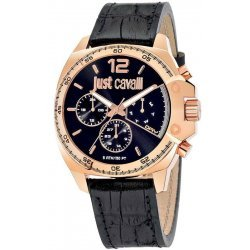 Buy Men's Just Cavalli Watch Just Escape R7251213001 Chronograph