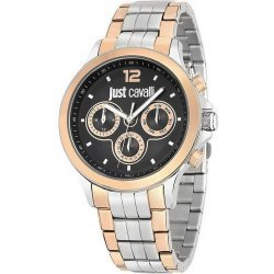 Buy Men's Just Cavalli Watch Just Iron R7253596001 Chronograph