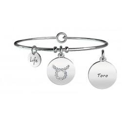 Women's Kidult Bracelet Symbols Taurus 231580