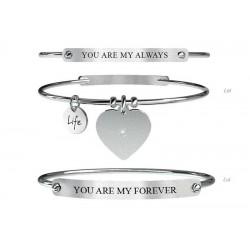 Women's Kidult Bracelet Love + Men's Bracelet 731054L