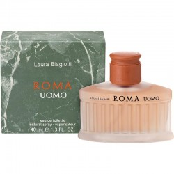 Laura Biagiotti Roma Perfume for Men Eau de Toilette EDT Vapo 40 ml