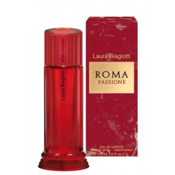 Laura Biagiotti Roma Passione Perfume for Women Eau de Toilette EDT Vapo 100 ml