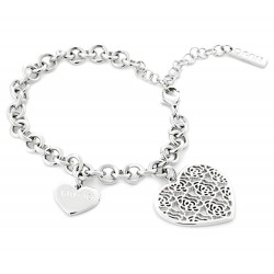 Buy Women's Liu Jo Luxury Bracelet Trama LJ904 Heart