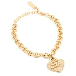 Buy Women's Liu Jo Luxury Bracelet Illumina LJ919 Heart