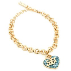 Buy Women's Liu Jo Luxury Bracelet Illumina LJ922 Heart
