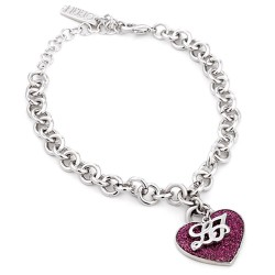 Women's Liu Jo Luxury Bracelet Illumina LJ923 Heart
