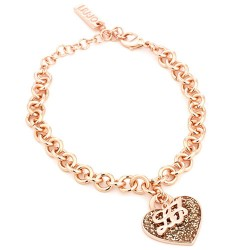 Buy Women's Liu Jo Luxury Bracelet Illumina LJ924 Heart