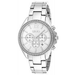 Women's Liu Jo Luxury Watch Première TLJ1036 Chronograph