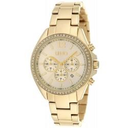 Women's Liu Jo Luxury Watch Première TLJ1039 Chronograph