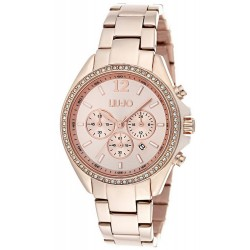 Women's Liu Jo Luxury Watch Première TLJ1040 Chronograph