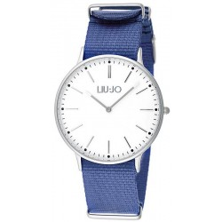 Men's Liu Jo Luxury Watch Navy TLJ1041