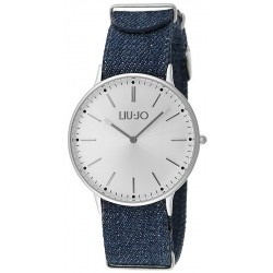 Men's Liu Jo Luxury Watch Navy TLJ1043