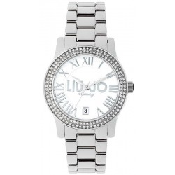 Women's Liu Jo Luxury Watch Steel Infinity TLJ435
